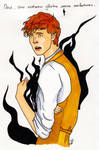Newt (obscurus) by KeloLoconte