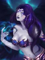 Morgana - League of Legends by Haeaswen