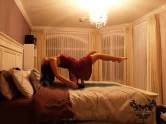 Sleep Somnambulism by Nightmare-Lenne