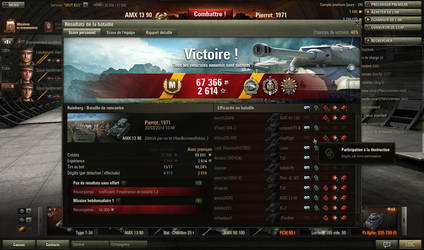 World of tanks daily victory by pier-olin