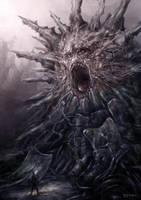 Alien Mutant Monster by Gurbatchoff