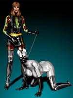 DOG SITTER by elenaevil