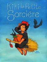 Kiki's Halloween by MarkMoore