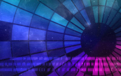 Celestial Mechanics Wallpaper by Samantha-Wright