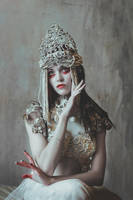 Ventriloquist by MariaPetrova