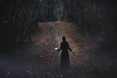On the path of the dead by MariaPetrova