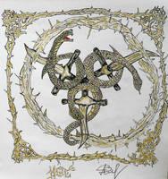 Album: Curse And Chapter (rock band Hell) by Alina-Vasilyeva-97