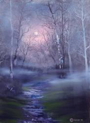 Moonlight Mist by Haych86