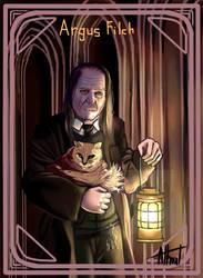 Flich Harry Potter by AlmaTeresa