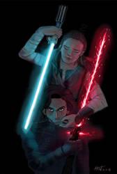 Star wars fan art by AlmaTeresa