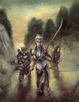 Adventurers by stonewurks
