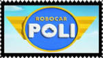 Robocar Poli Stamp by dengekipororo