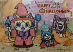 Happy Halloween Da Nyan! by dengekipororo