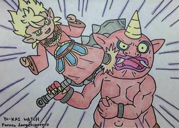 Supreme Enma Kick! by dengekipororo