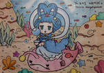 Princess Pearl by dengekipororo