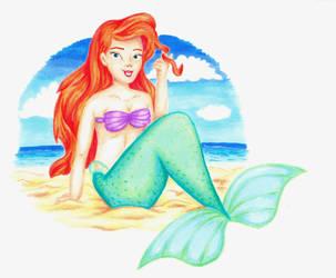Ariel by Crystal4Heart