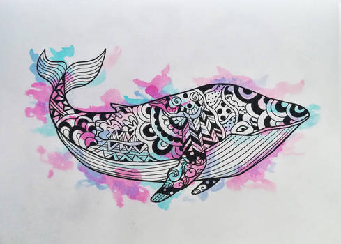 Whale by Crystal4Heart