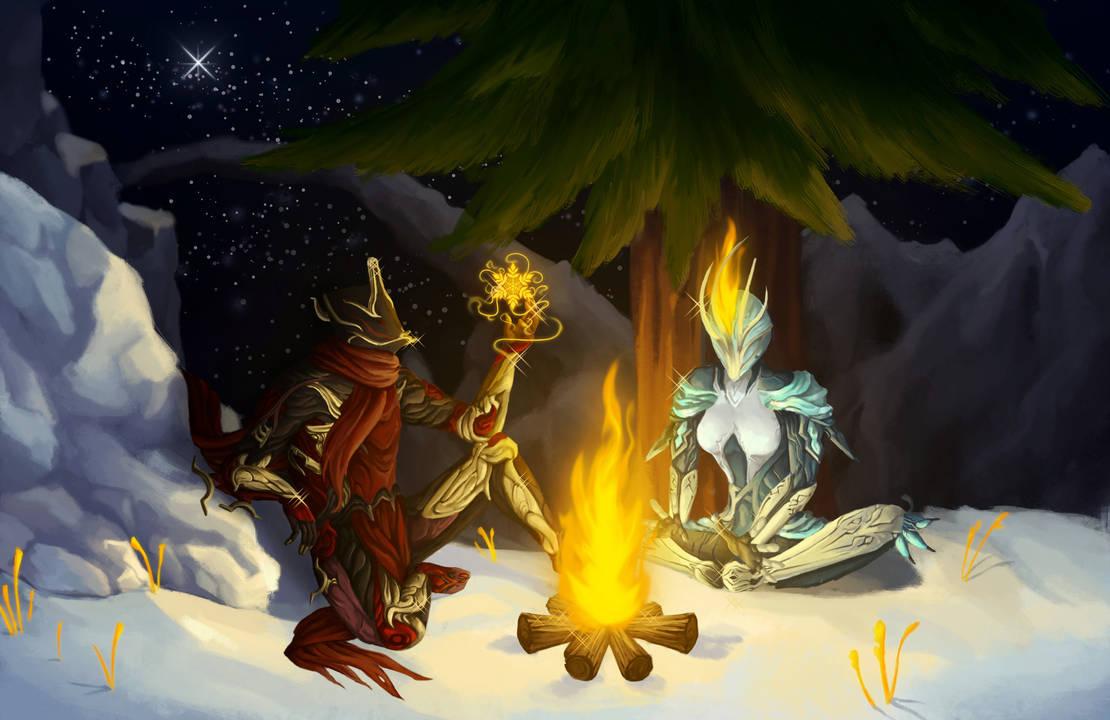Christmas by Jarranna