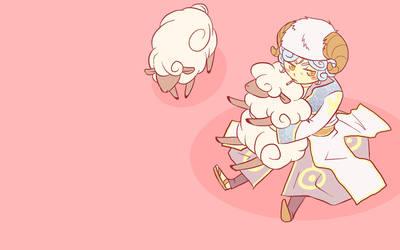 SHEEPIES by licchan