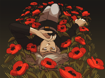 poppy prince by licchan