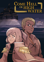 WEBCOMIC | COME HELL OR HIGH WATER by licchan