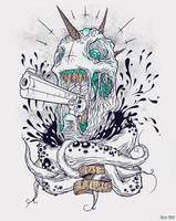 Gun Slinger by Craniata