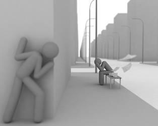 waiting... by drgutman
