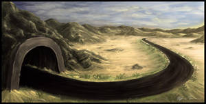 Tunnel Road Concept by theuni
