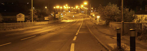 Road Lights by treebor