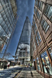 The Shard - London 2012 by nat1874