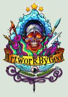 ABG Logo by ArtworkByGeo
