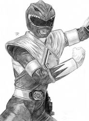 Green Dragon Ranger by DJNebulous