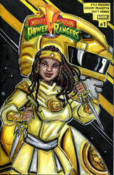 Mighty Morphin Movie Ranger by DJNebulous