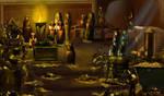Hidden Treasure by ezakytheartist