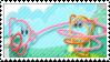 Stamp- Kirby's Epic Yarn by vampireneko-san