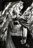 Batman By Gaslight by RADMANRB