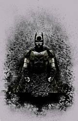 The Dark Knight Rises TShirt by RADMANRB