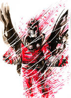 The Master of Magnetism by RADMANRB