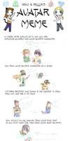 Avatar Meme by Porcubird