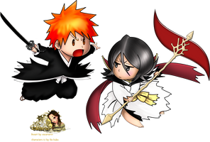 ichiruki dark by escarter