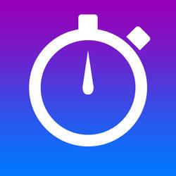 Stopwatch Icon Flat Design by CortexCerebri