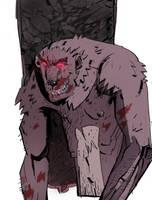Wearwolf by johnlaine