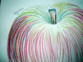 Apple-Omnomnom by PrincessConsuela94
