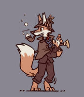 Elementary by casual-dhole