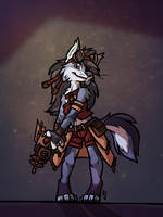 Serine by casual-dhole