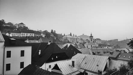 Banska Stiavnica Fall 2015 by Swissvoice
