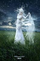 ice queen by IMertTmyksl