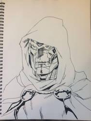 Dr. Doom by mallardfever21