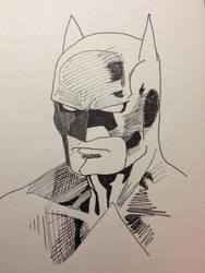 Batman by mallardfever21