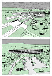 Apartman sketches by viragagg